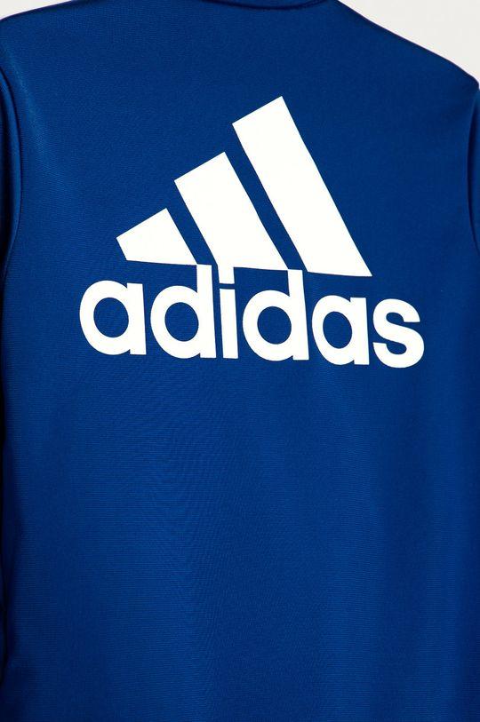 голубой adidas - Детский спортивный костюм 104-176 cm