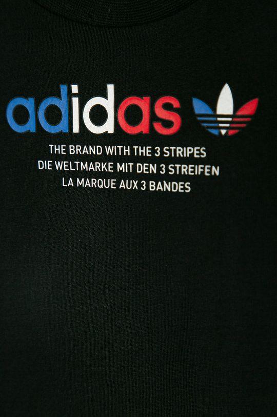 adidas Originals - Komplet dziecięcy 62-104 cm czarny