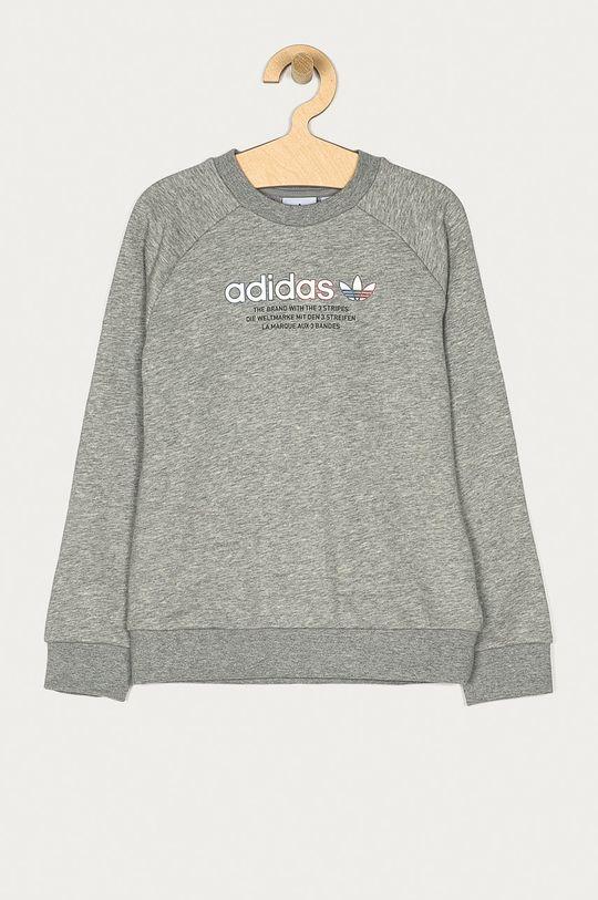 adidas Originals - Dětská tepláková souprava 104-128 cm  70% Bavlna, 30% Recyklovaný polyester
