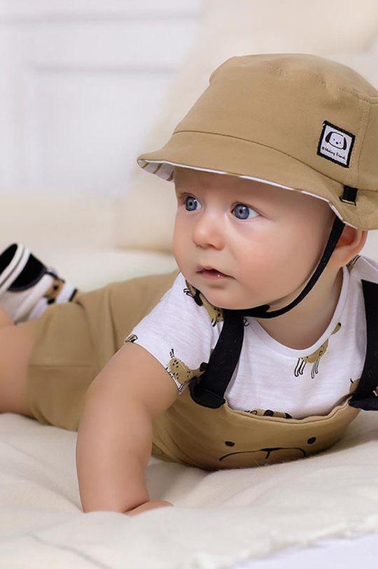 Mayoral Newborn - Komplet dziecięcy 55-86 cm Materiał 1: 97 % Bawełna, 3 % Elastan, Materiał 2: 100 % Bawełna