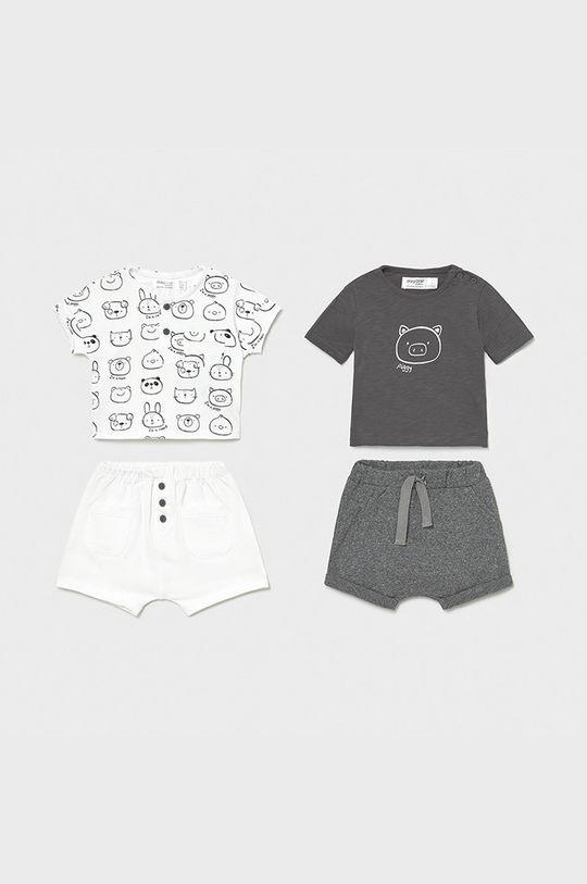 gri Mayoral Newborn - Compleu copii De băieți