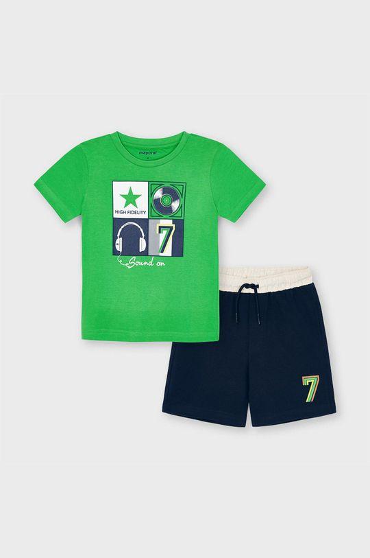 zelená Mayoral - Detská súprava Chlapčenský