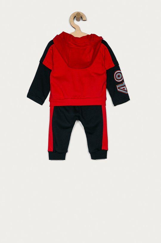 adidas Performance - Dětská tepláková souprava 62-104 cm červená