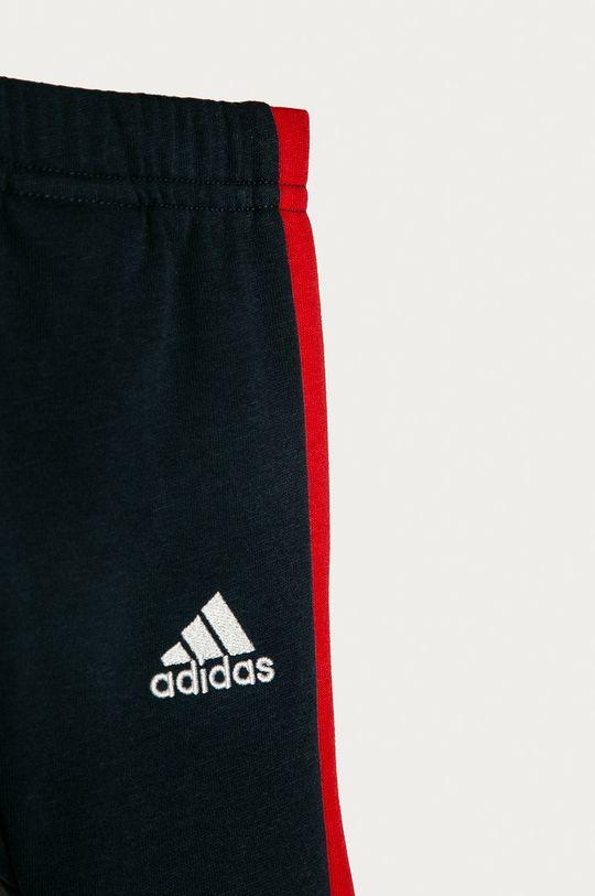 červená adidas Performance - Dětská tepláková souprava 62-104 cm