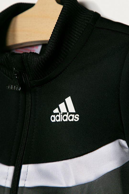 adidas Performance - Dětská tepláková souprava 62-104 cm šedá
