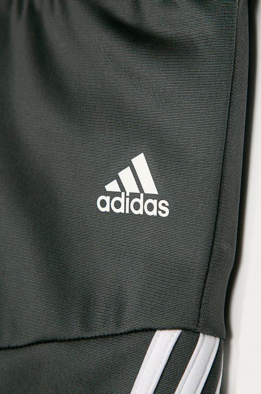 šedá adidas Performance - Dětská tepláková souprava 62-104 cm