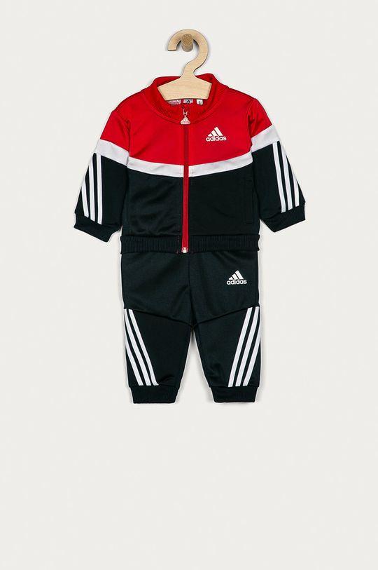 granatowy adidas Performance - Dres dziecięcy 62-104 cm Chłopięcy