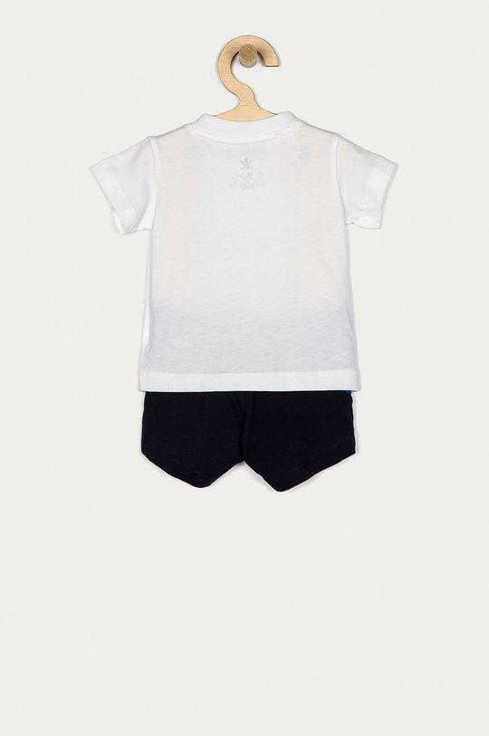 adidas Originals - Trening copii 62-104 cm alb