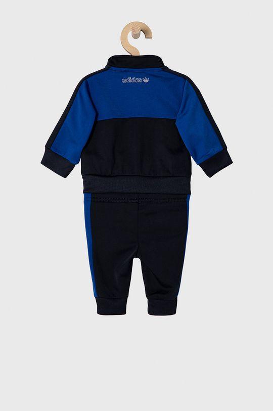 adidas Originals - Dětská tepláková souprava 62-104 cm námořnická modř