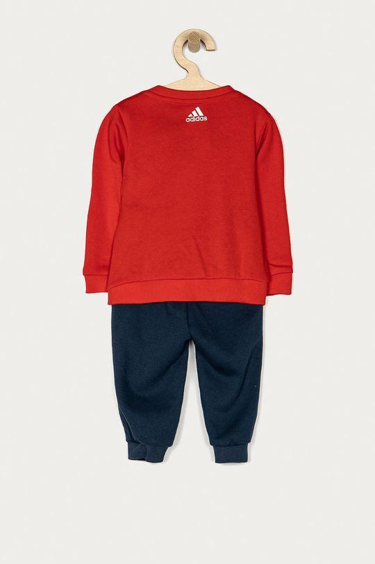 adidas - Dres dziecięcy 62-104 cm czerwony