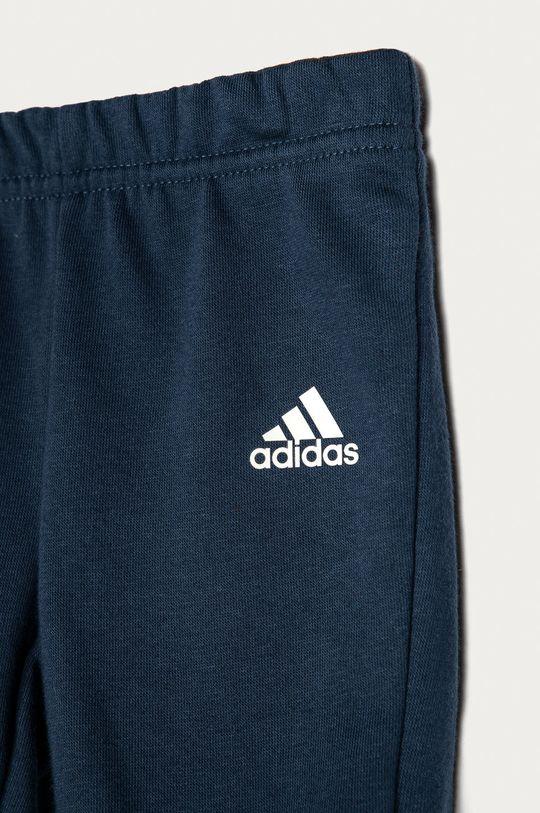 czerwony adidas - Dres dziecięcy 62-104 cm