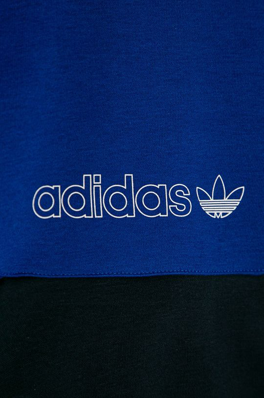námořnická modř adidas Originals - Dětská tepláková souprava 104-128 cm