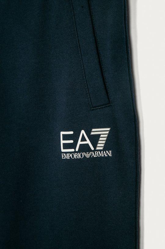 tmavomodrá EA7 Emporio Armani - Detská súprava