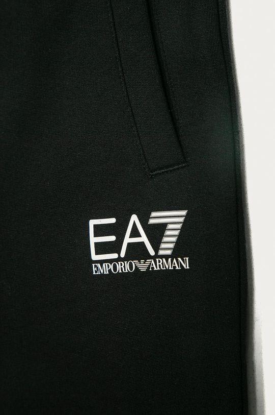 čierna EA7 Emporio Armani - Detská súprava