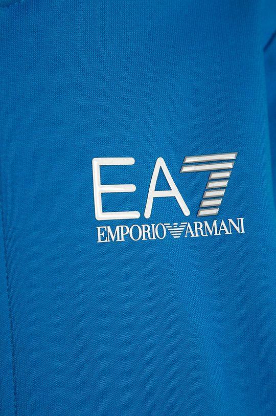 EA7 Emporio Armani - Detská tepláková súprava 104-164 cm  100% Bavlna