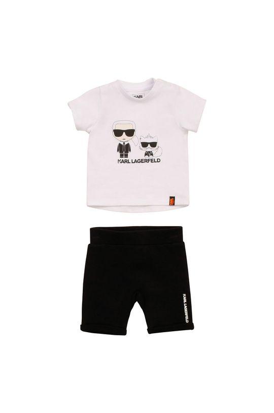 černá Karl Lagerfeld - Dětská souprava Chlapecký