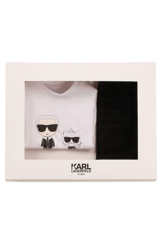 Karl Lagerfeld - Dětská souprava černá