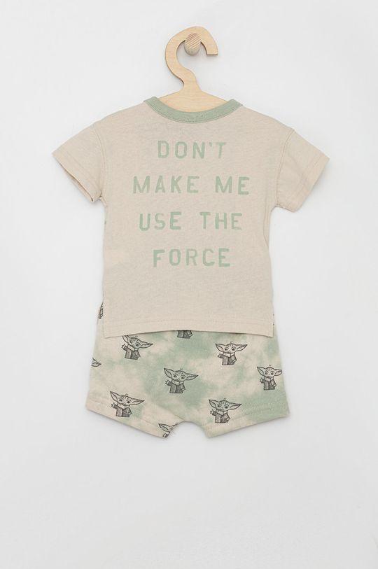 GAP - Dětská souprava X Star Wars  Materiál č. 1: 100% Bavlna Materiál č. 2: 77% Bavlna, 9% Recyklovaný polyester, 14% Polyester