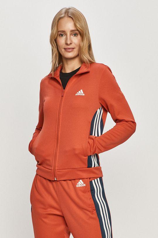 adidas Performance - Dres pomarańczowy
