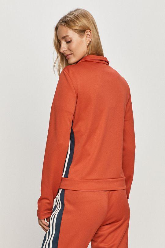 pomarańczowy adidas Performance - Dres