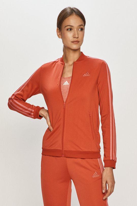 adidas - Dres czerwony