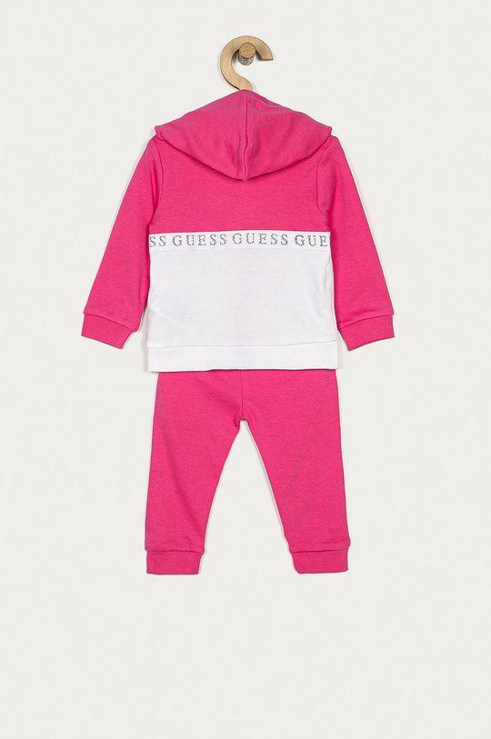 Guess - Sada pre bábätká 62-76 cm ružová