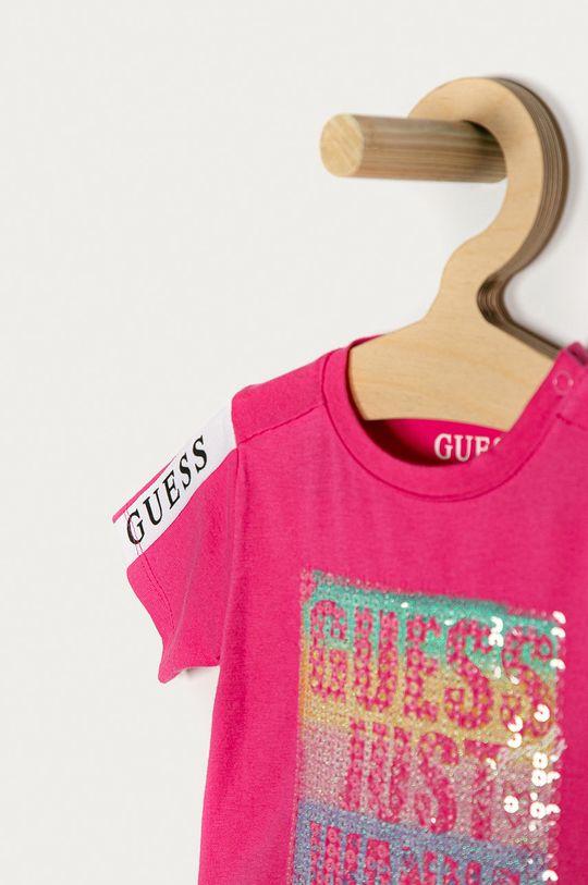 różowy Guess - Komplet dziecięcy 62-96 cm