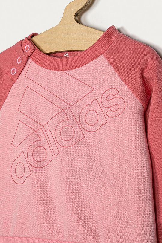 adidas - Dres dziecięcy 62-104 cm różowy