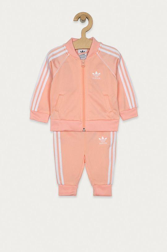roz adidas Originals - Trening copii 62-104 cm De fete
