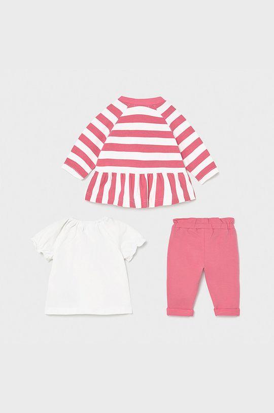 Mayoral Newborn - Detská súprava 60-86 cm ružová