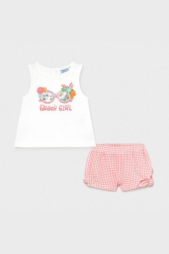 ostry różowy Mayoral - Komplet dziecięcy Dziewczęcy