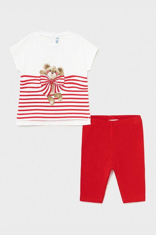 czerwony Mayoral - Komplet dziecięcy 68-98 cm Dziewczęcy