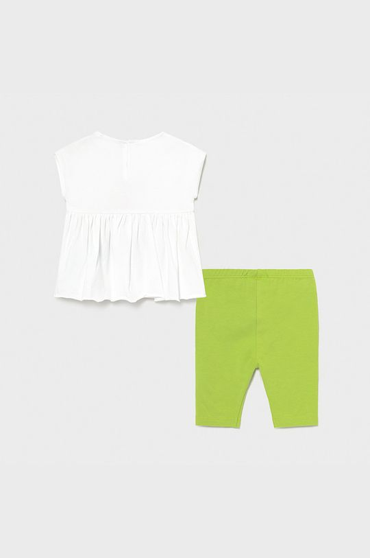 Mayoral - Komplet dziecięcy blady zielony
