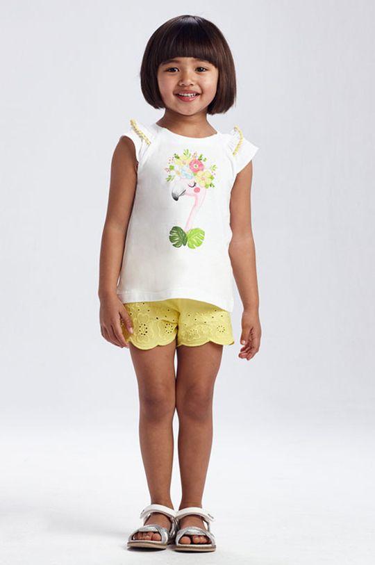 żółty Mayoral - Komplet dziecięcy Dziewczęcy