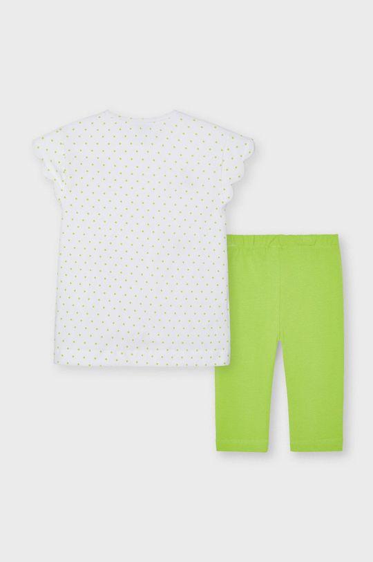 Mayoral - Compleu copii verde pal