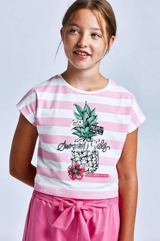 Mayoral - Komplet dziecięcy różowy