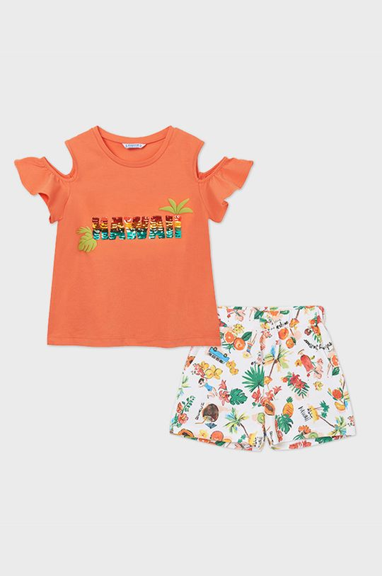 portocaliu deschis Mayoral - Compleu copii De fete