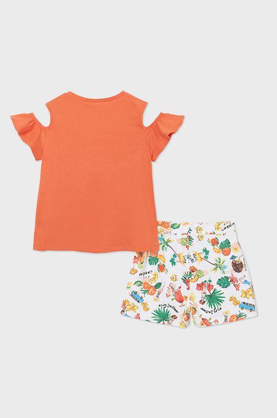 Mayoral - Compleu copii portocaliu deschis