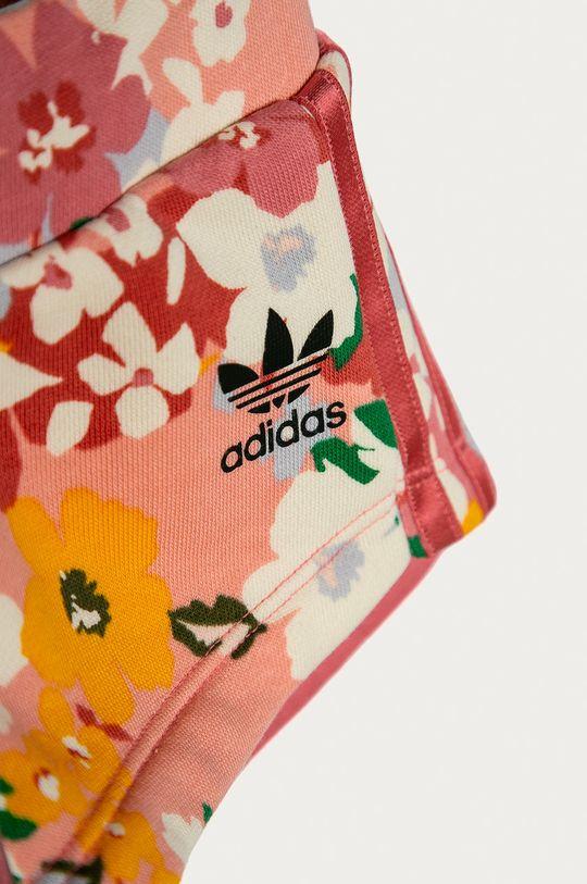 kremowy adidas Originals - Komplet dziecięcy 104-128 cm