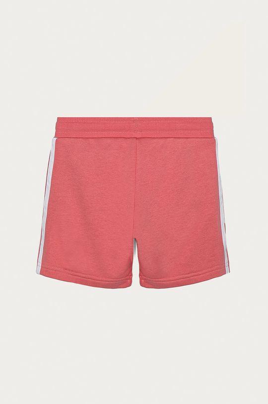 ružová adidas Originals - Detská súprava 104-128 cm