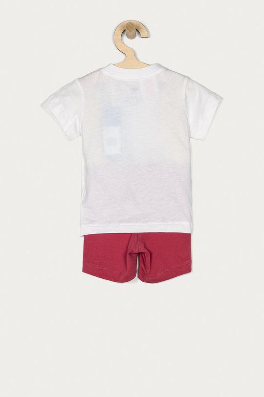 adidas Originals - Komplet dziecięcy 62-104 cm biały