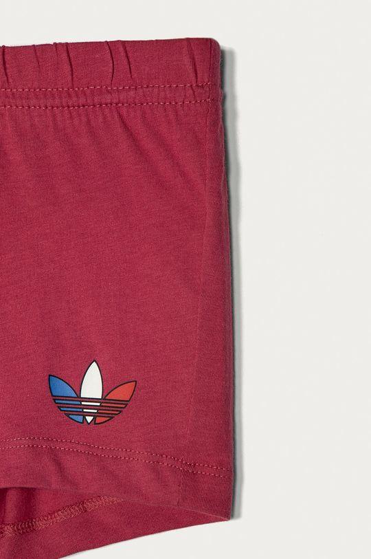 biały adidas Originals - Komplet dziecięcy 62-104 cm