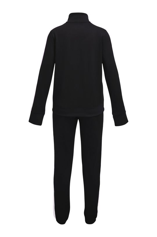 Under Armour - Komplet dziecięcy Knit Track Suit czarny