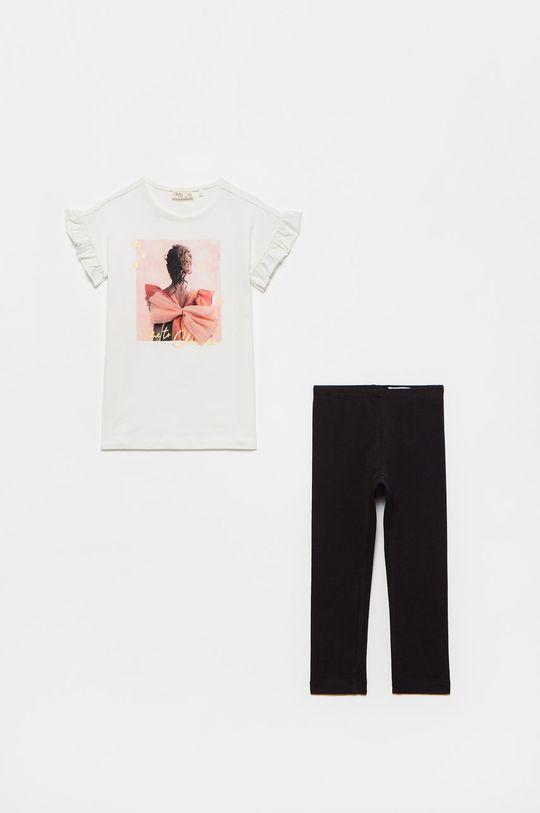 biały OVS - Komplet dziecięcy Dziewczęcy
