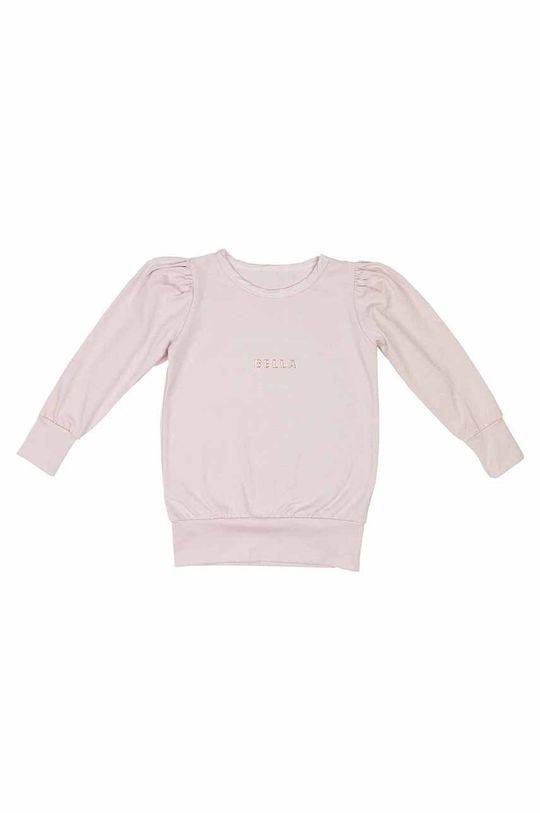 pastelowy różowy Jamiks - Dres niemowlęcy Lindana 86-116 cm Dziewczęcy