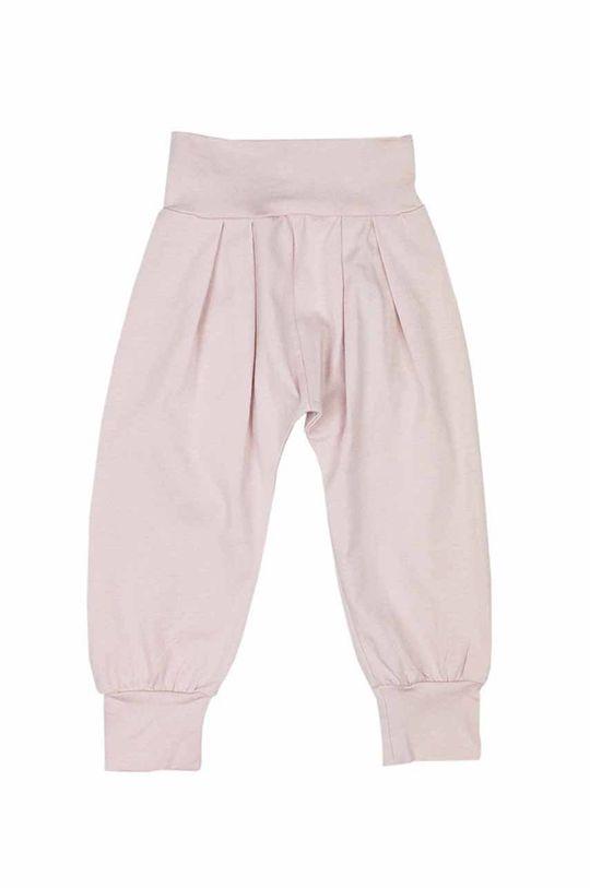 Jamiks - Dres niemowlęcy Lindana 86-116 cm pastelowy różowy