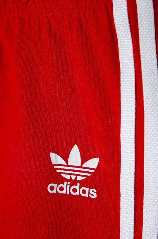 rosu adidas Originals - Compleu copii 62-104 cm