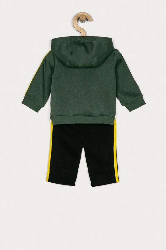 adidas Performance - Detská tepláková súprava 62-104 cm zelená