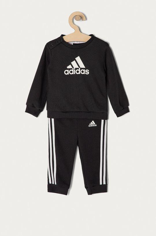 czarny adidas Performance - Komplet dziecięcy 62-104 cm Dziecięcy