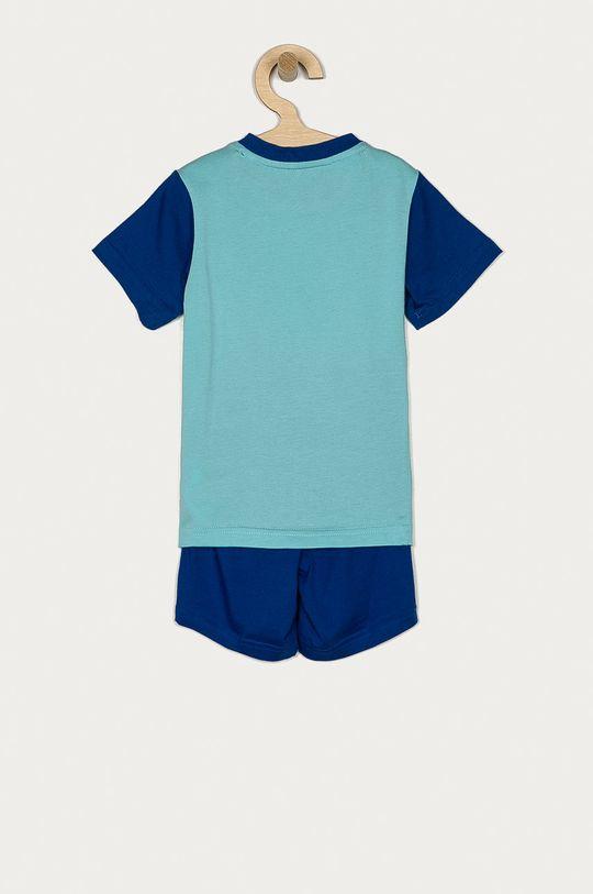 adidas - Komplet dziecięcy 62-104 cm niebieski